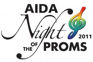 Logo AIDA Night of the Proms 2011